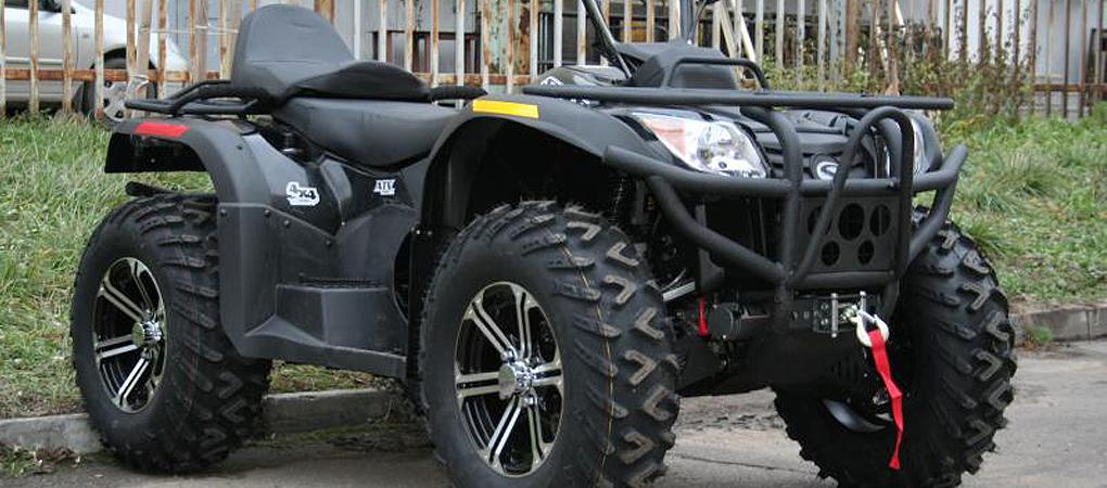 Квадроцикл Stels ATV 500 GT1