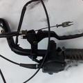 Для Стелс 500gt  рама , передний редуктор