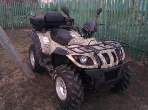 Стелс-500