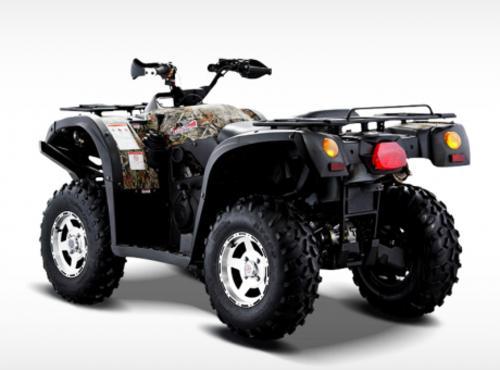 HiSun ATV 500h EFI